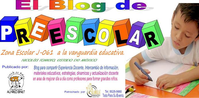 El Blog de Preescolar