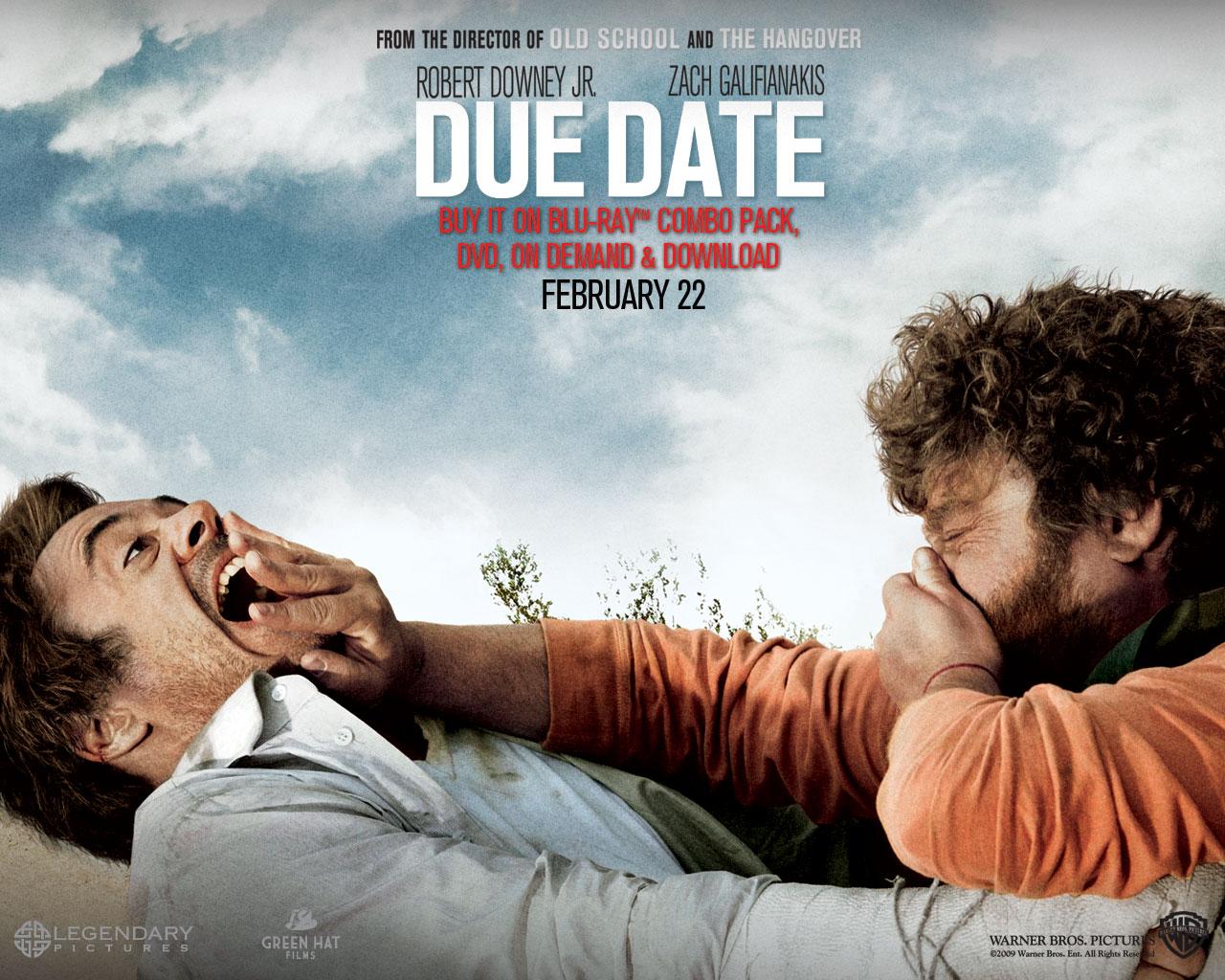 Due Date - Full Cast & Crew - IMDb