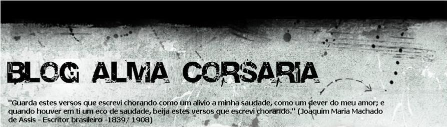 BLOG ALMA CORSÁRIA