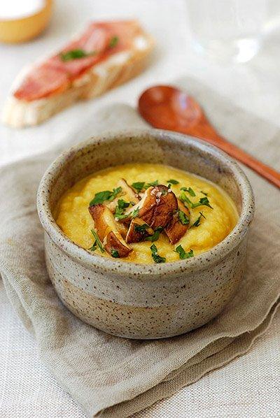 Spoonful: Fresh from the earth: Jerusalem artichoke soup