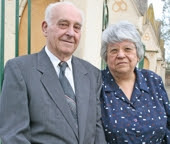 Ignacio Marcos y Silvia Adriana Gorostidi
