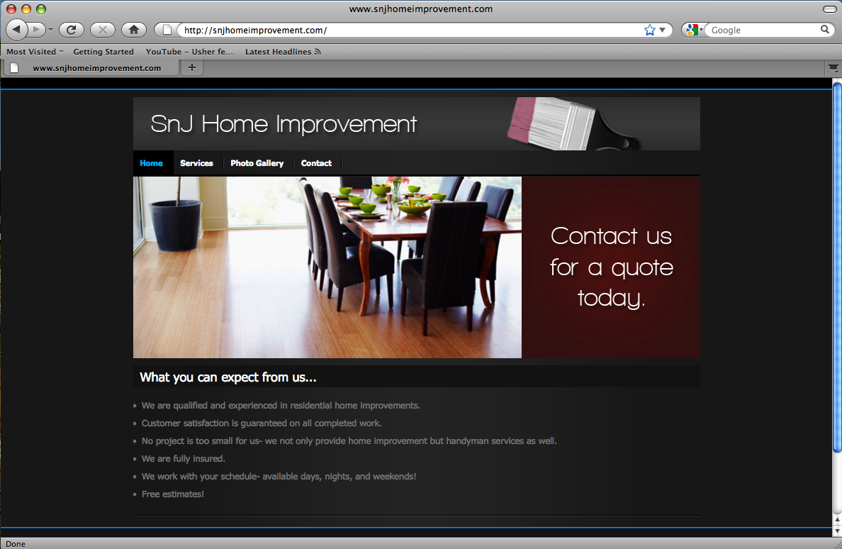 work samples latest websites i designed created contact me if