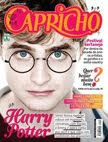 CAPRICHO   capa: Harry Potter