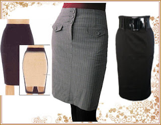 language our favorite things the pencil skirt