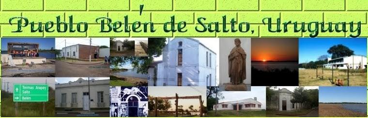 Pueblo Belén de Salto -Uruguay-