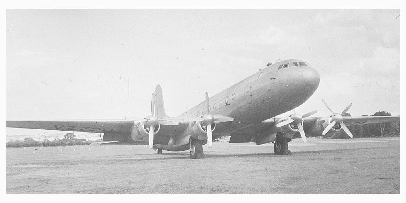 Testing and early days  A Little VC10derness