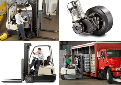 Crown Lift Truck Service