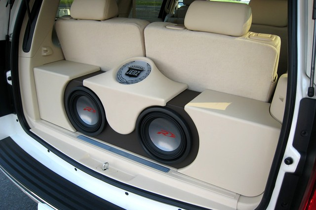 Car Stereo Blog: Different Types Of Subwoofer Enclosures