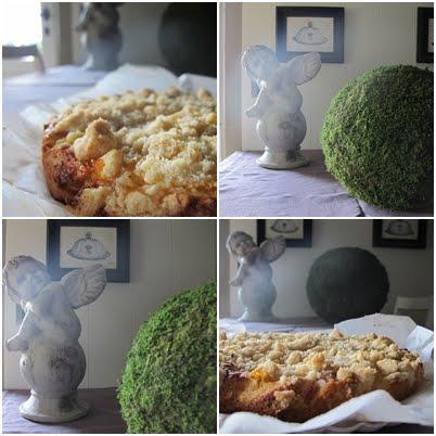 Casa dolce casa torta semplice di pesche for Dolce casa di fuga