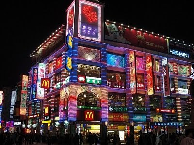 their many Shopping Malls/