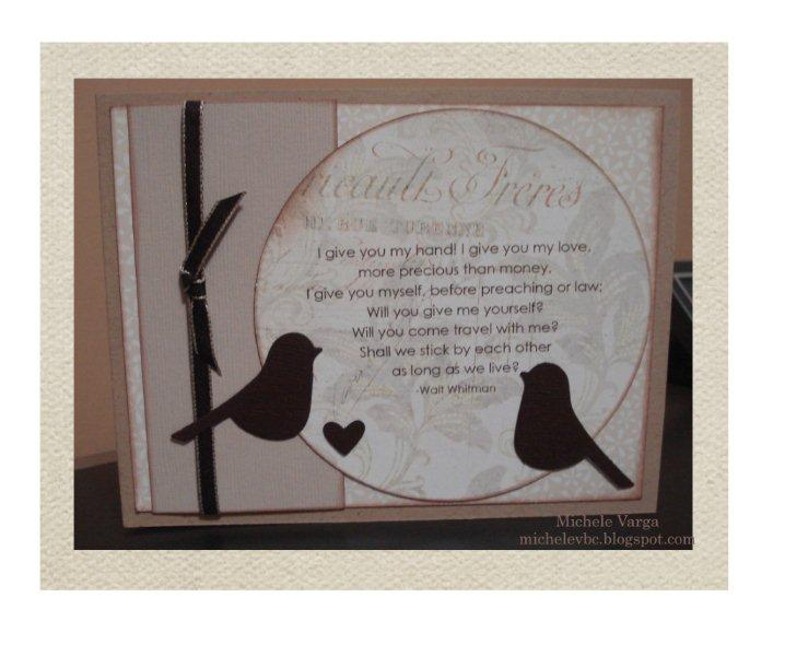 quotes on wedding cards. Wedding Card