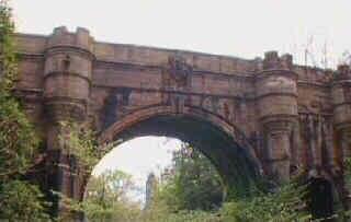 Le pont des chiens suicidé Overtoun