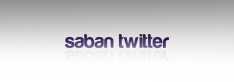 Şaban Twitter