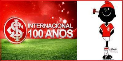 Festa de 100 anos do Internacional