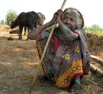 Os Dalits ou Os Intocáveis existem no na India