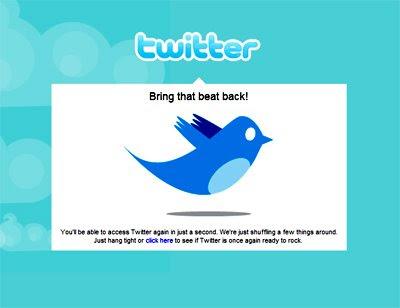 O Twitter e os empregos.