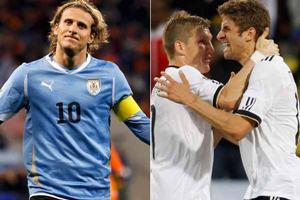 Copa 2010 Alemanha chega em terceiro.