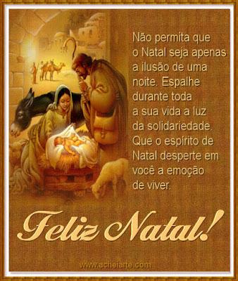 Feliz Natal e Próspero Ano Novo a todos os visitantes.
