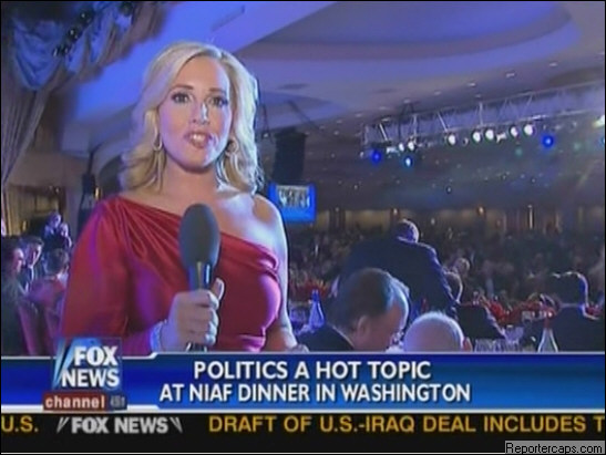 Fox news blonde big tits