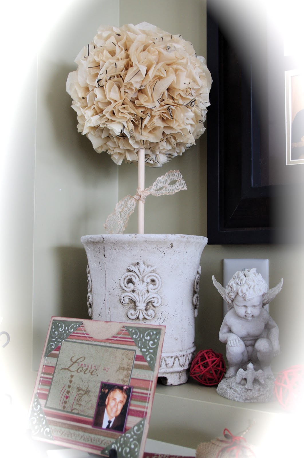 Creative tryals pattern tissue paper topiary tree pattern tissue paper topiary tree mightylinksfo