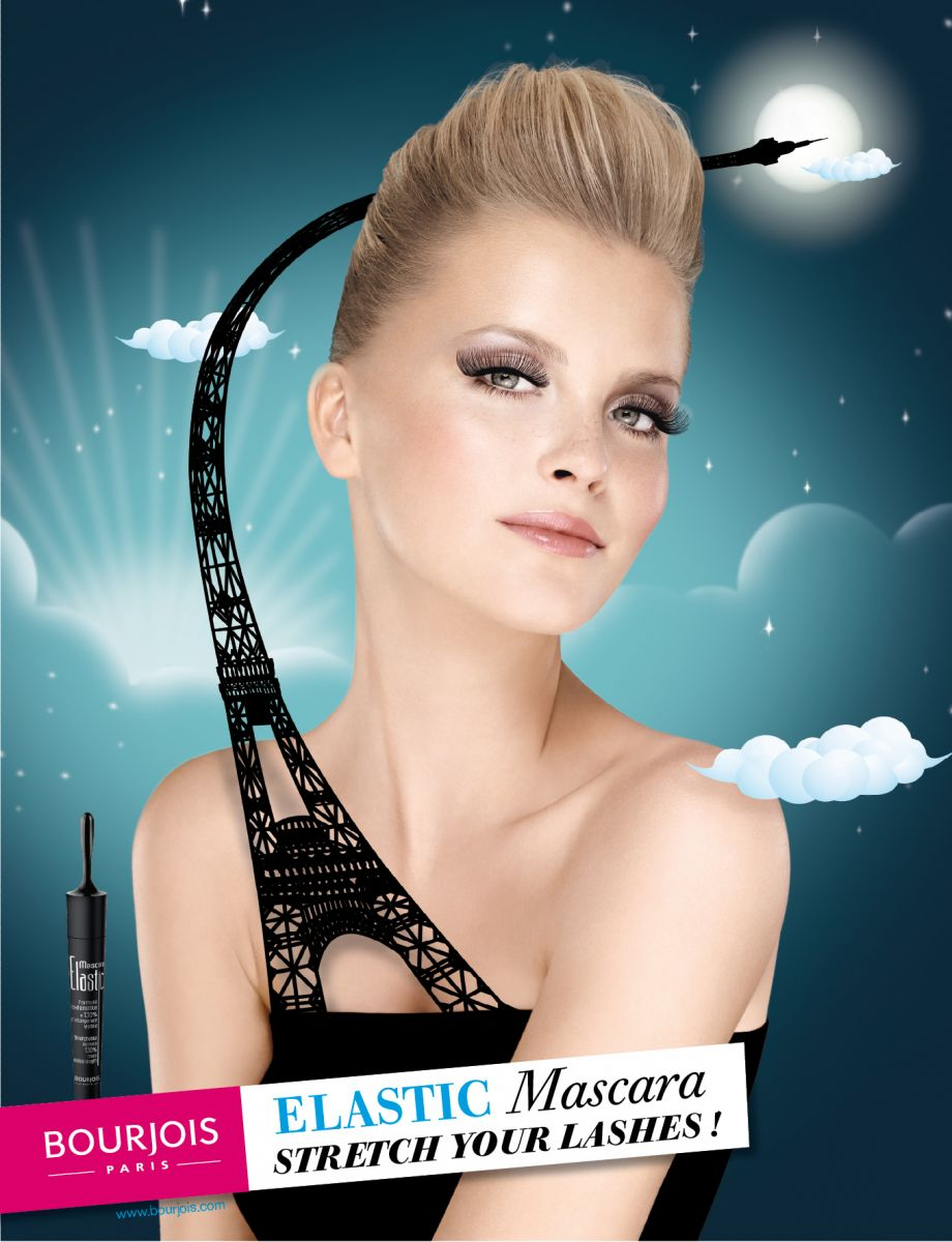 Airbrushing in cosmetic adverts