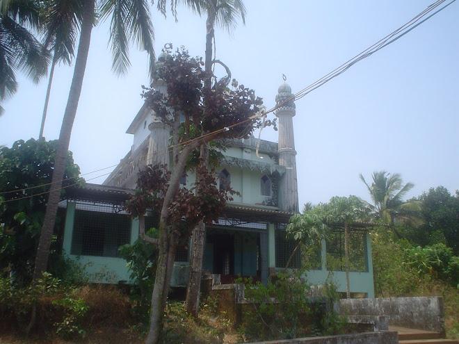 പൂച്ചോലമാട് ജുമാ മസ്ജിദ്
