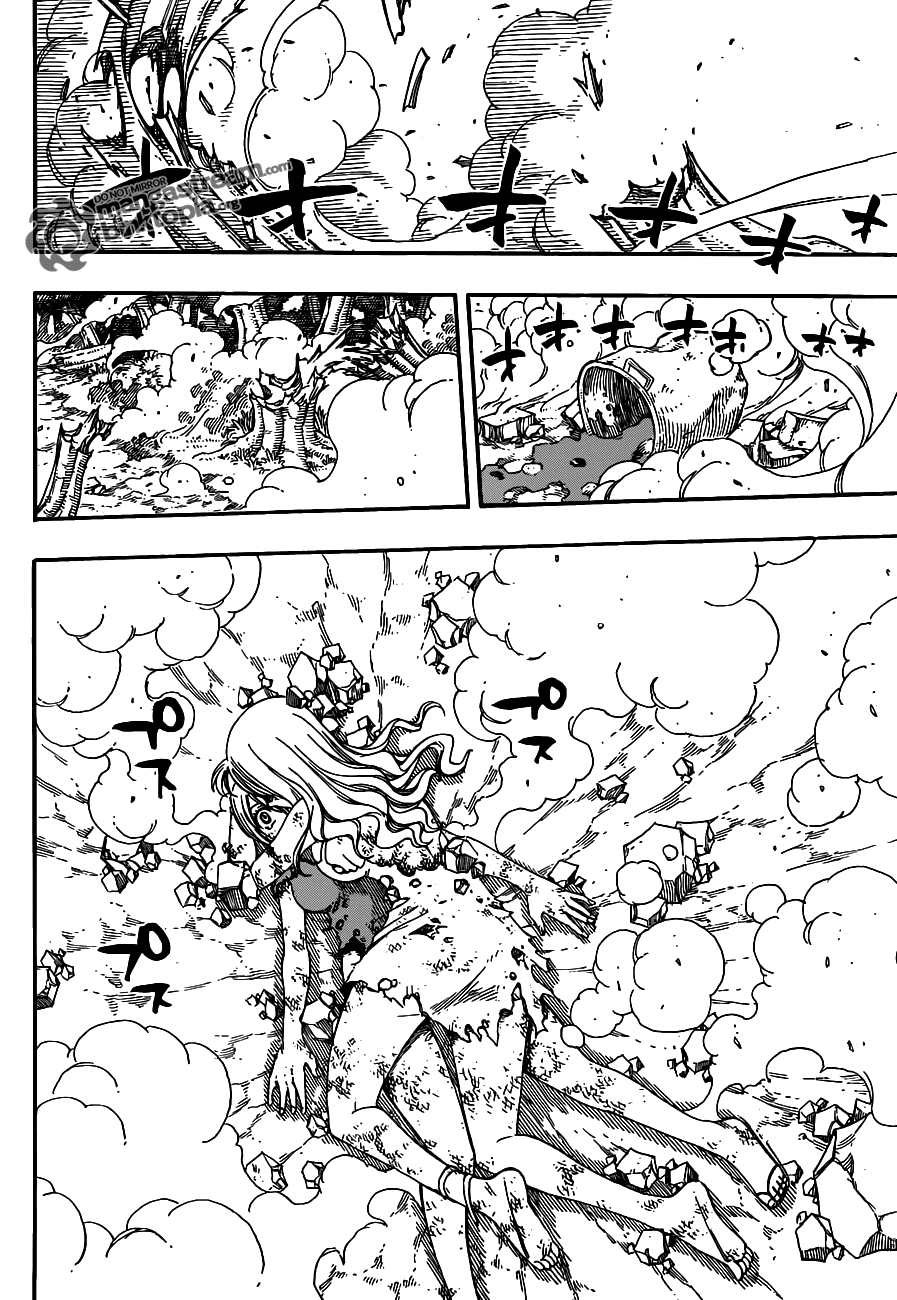 TruyenHay.Com - Ảnh 20 - Fairy Tail Chap 220