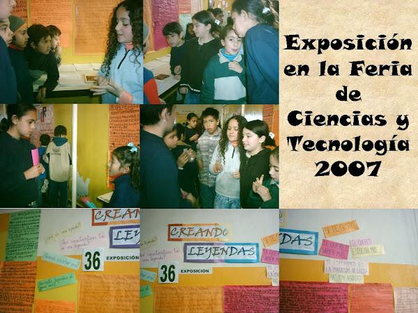 1º EXPOSICIÓN EN LA ESCUELA
