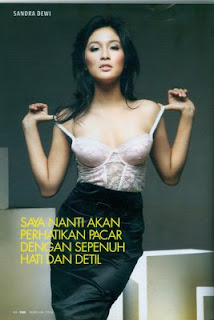 Bugil Sandra Dewi