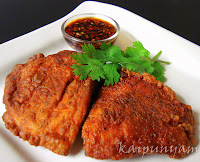 Thai Fried Fish