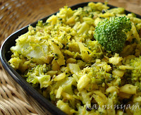 Broccoli with Egg