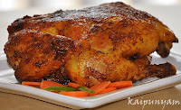 Easter Chicken Roast