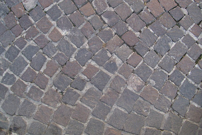 texture ground stone cobblestone