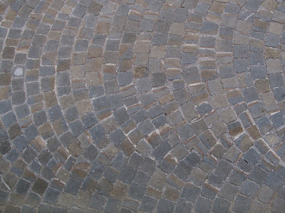 texture ground street stone cobblestone
