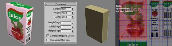 Understanding unwrap UVW - 3D Studio Max