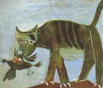 La curiosidad mató al gato: El gato en las artes visuales
