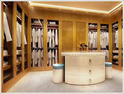 Спалня за гости №1 Penthouse-Closet