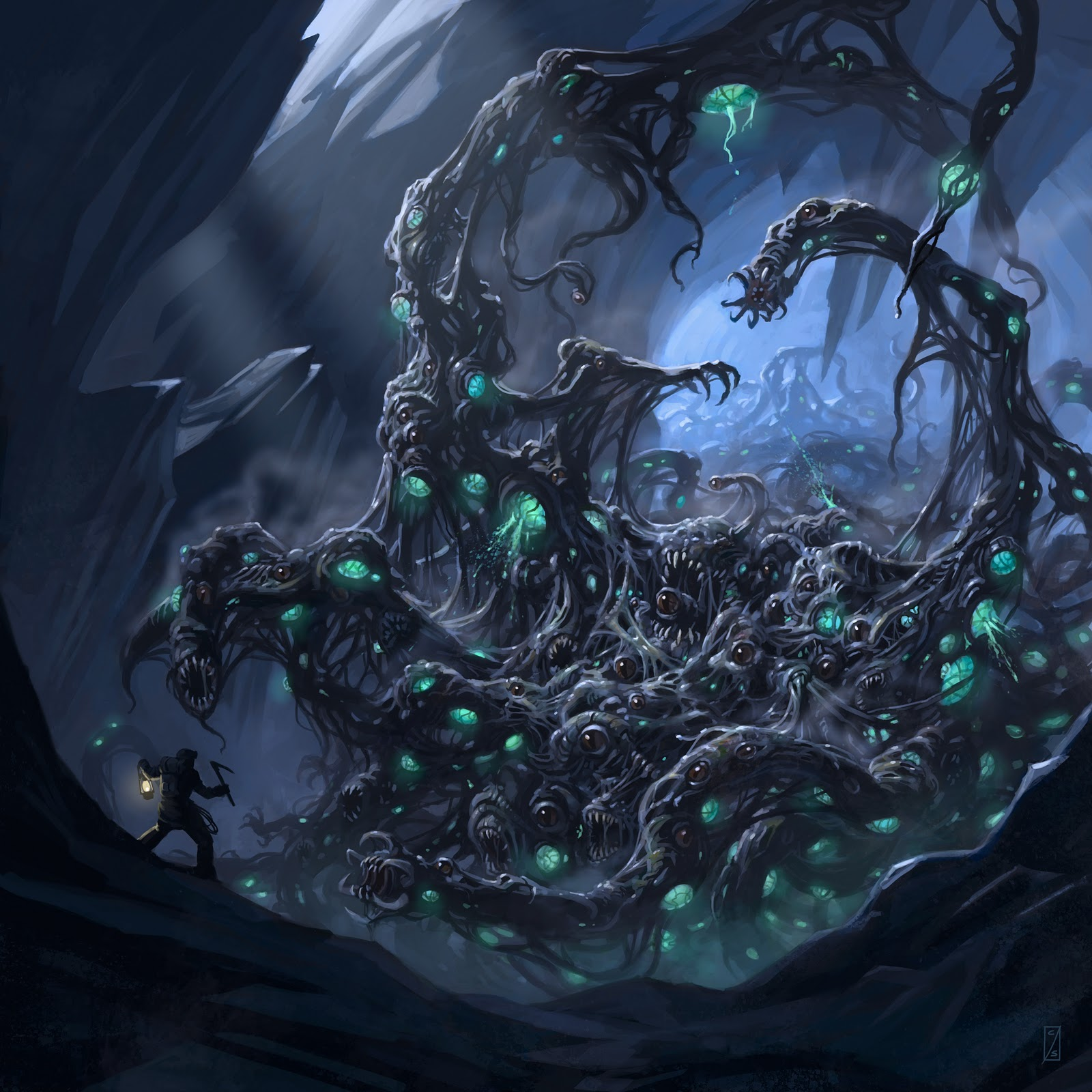 Nismo Stuff Cool H P Lovecraft Art
