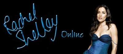click for Rachel's official website