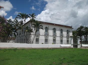 CASARÃO DA FAZENDA ESCURIAL