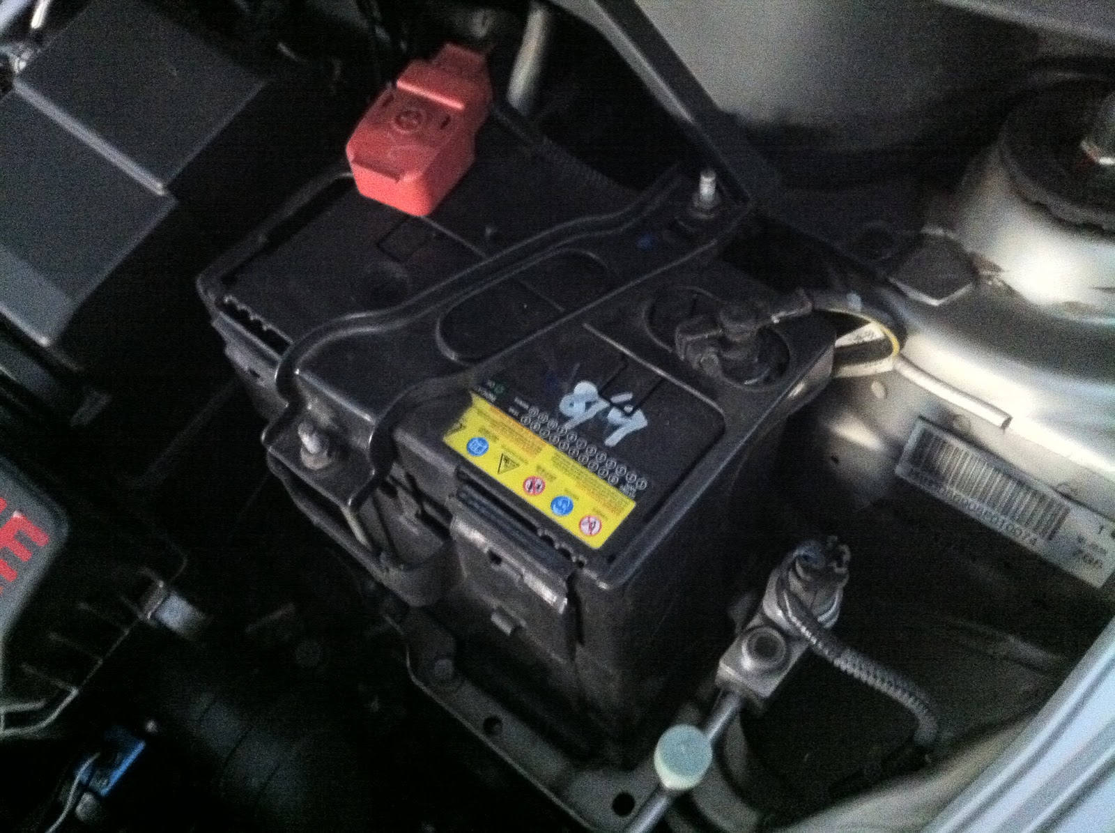 Car battery replacement glasgow