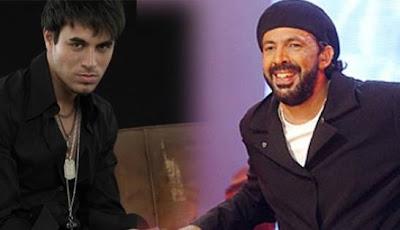 Enrique Iglesias y Juan Luis Guerra Cuando me enamoro Letra Video