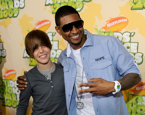 Justin Bieber con Usher Somebody To Love Remix Letra Traducida