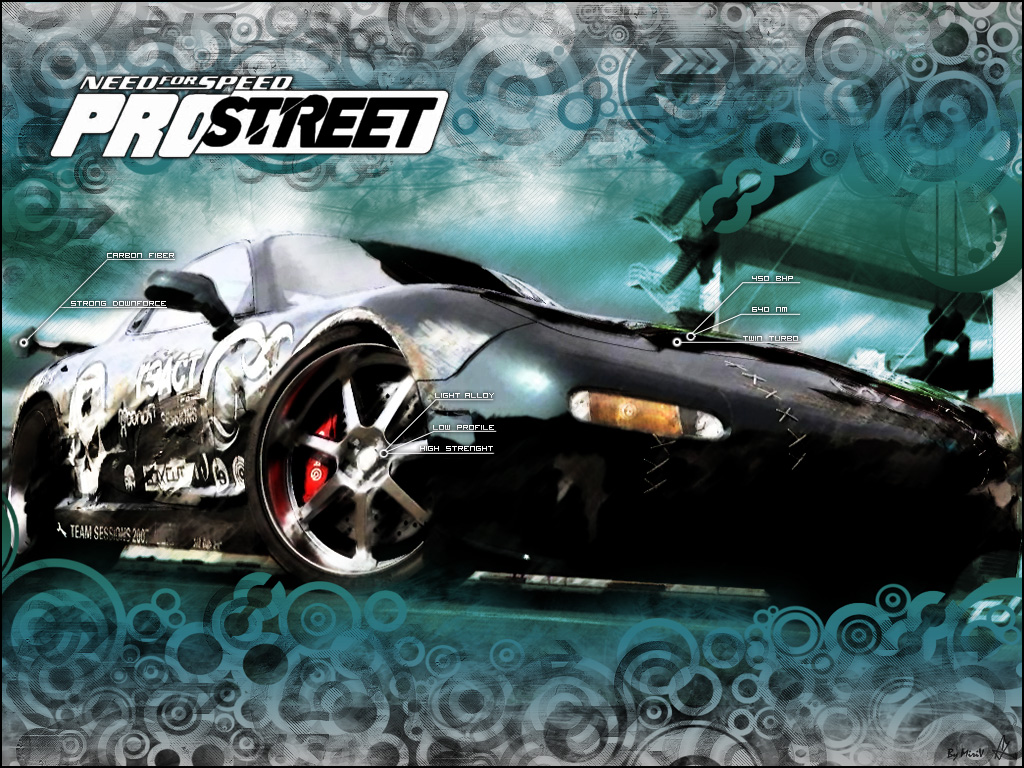Need For Speed HD & Widescreen Wallpaper 0.0604036132456989