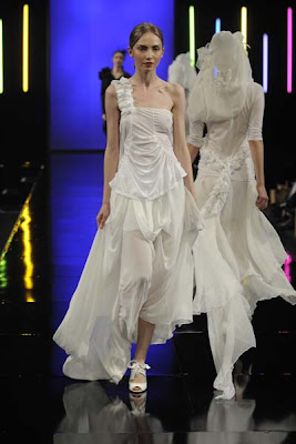 Chency Yiu Hung, GFW, Graduate Fashion Week, London