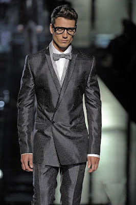 Milan fashion, Dolce & Gabbana, D&G, Dolce, style, flair, male, review