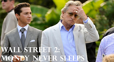 Wall Street 2, Money Never Sleep, Michael Douglas, Shia Labeouf, dress, fashion, wardrobe