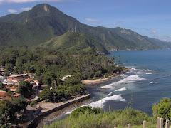 Bahia de Choroní