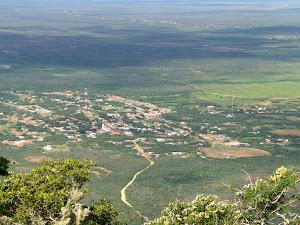 Moruy (visto desde Cerro Santa Ana)