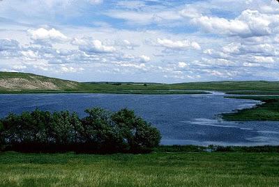 [Threesprings Lake; Ducey photo]